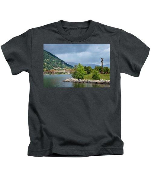 Delightful Park Kids T-Shirt