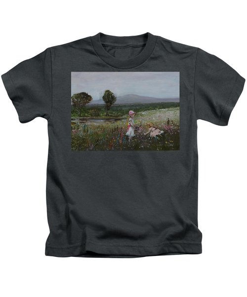 Delights Of Spring - Lmj Kids T-Shirt