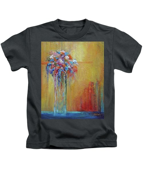 Delivered In Time Kids T-Shirt