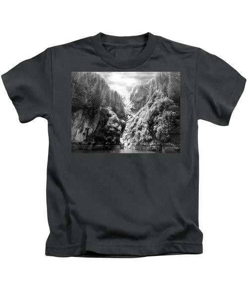 Denali National Park 2 Kids T-Shirt