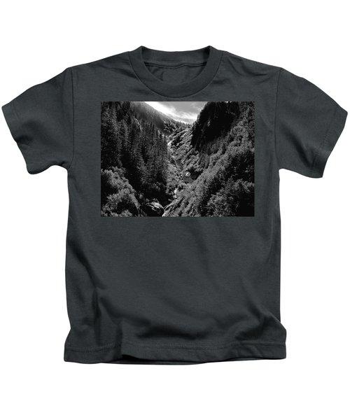 Denali National Park 3 Kids T-Shirt