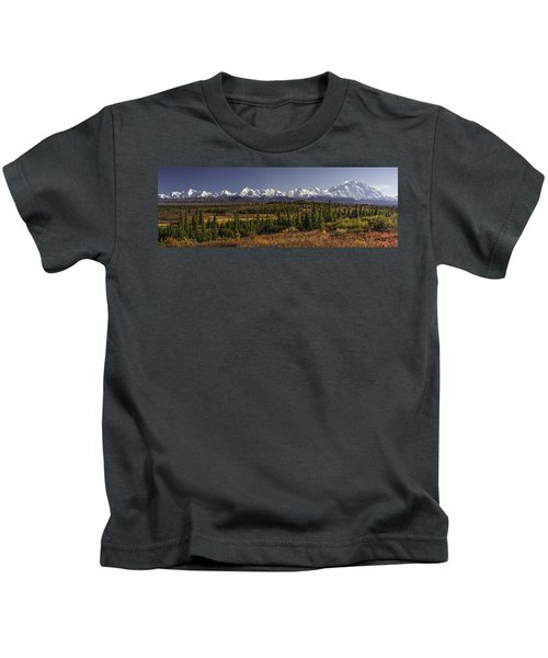 Denali Tundra Kids T-Shirt