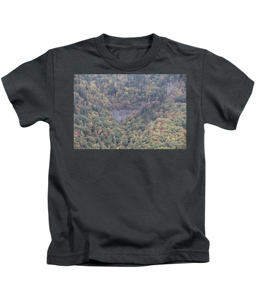 Dense Woods Kids T-Shirt