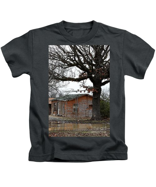 Derelict In Hope Kids T-Shirt