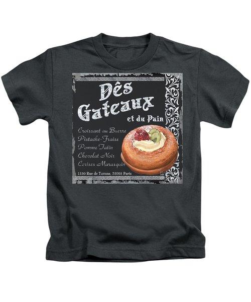Des Gateaux Kids T-Shirt