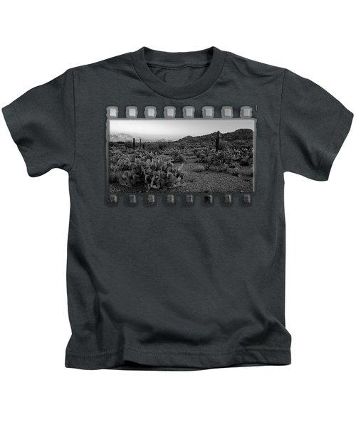 Desert Foothills H30 Kids T-Shirt