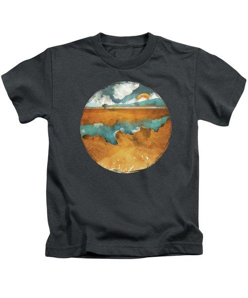 Desert Lake Kids T-Shirt