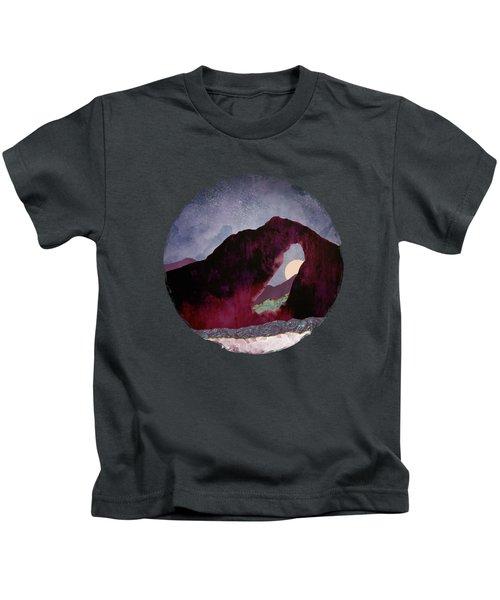 Desert Perspective Kids T-Shirt