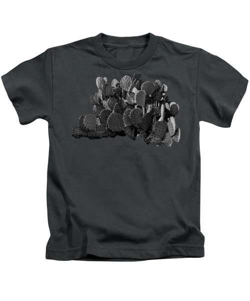 Desert Prickly-pear No7 Kids T-Shirt