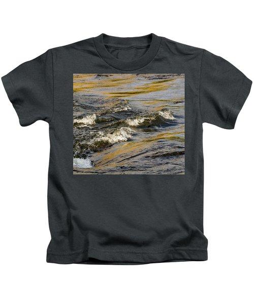 Desert Waves Kids T-Shirt