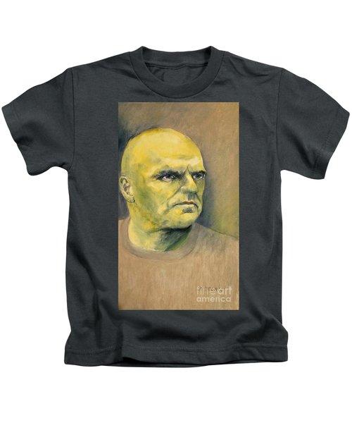 Determination / Portrait Kids T-Shirt
