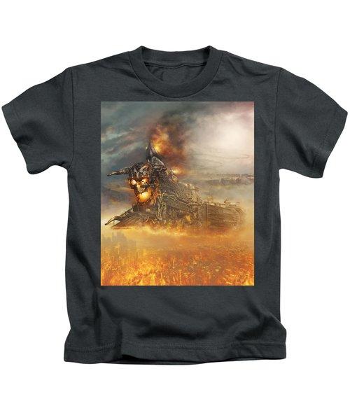 Devils Train 2 Kids T-Shirt