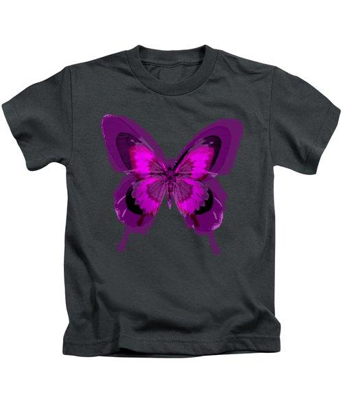 Dew Drops On Daisies Kids T-Shirt