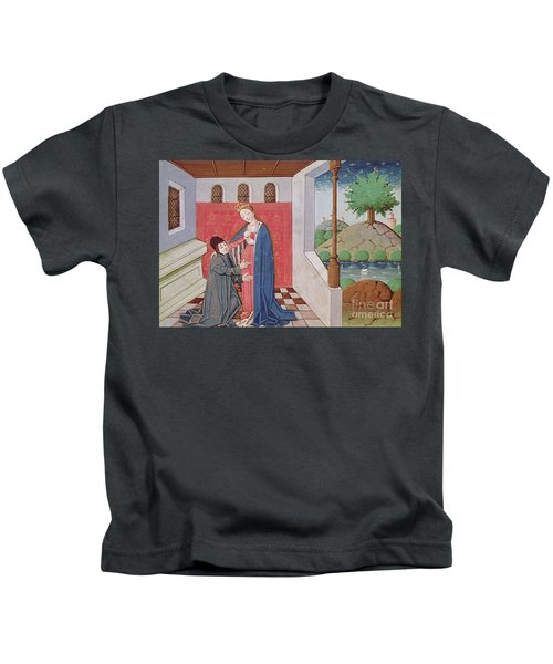 Dialogue Between Boethius And Philosophy Kids T-Shirt