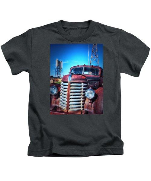 Diamond T Kids T-Shirt