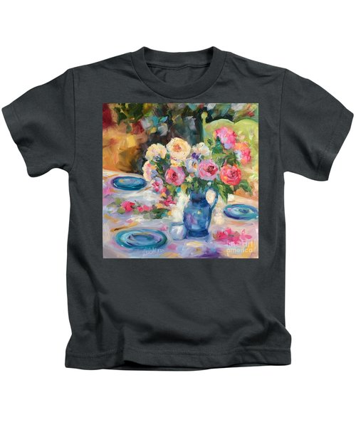 Dining Alfresco Kids T-Shirt