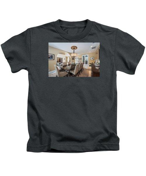 Dining Room Kids T-Shirt