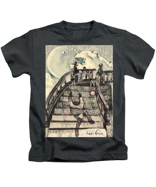 Dissociated Mother Kids T-Shirt