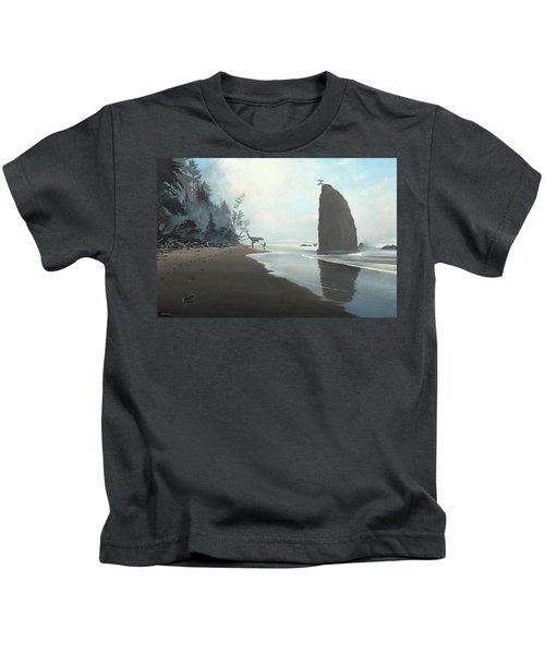 Distant Shores Kids T-Shirt