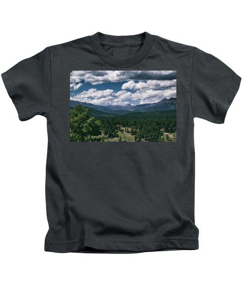 Distant Windows Kids T-Shirt