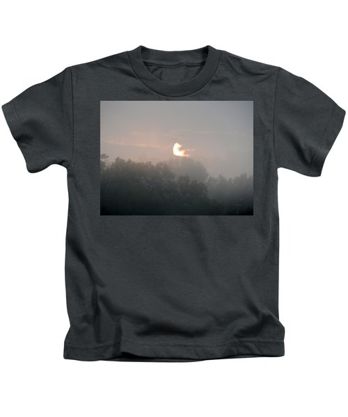 Divine Morning Blessings Kids T-Shirt