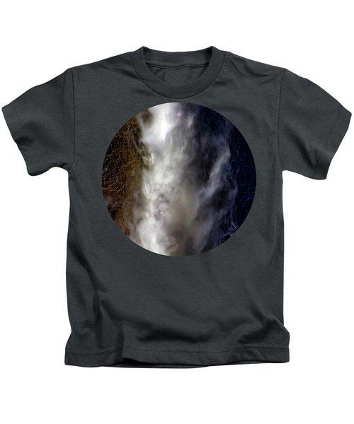Division Kids T-Shirt by Adam Morsa