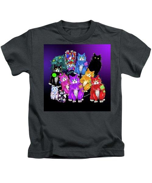 Dizzycats Kids T-Shirt