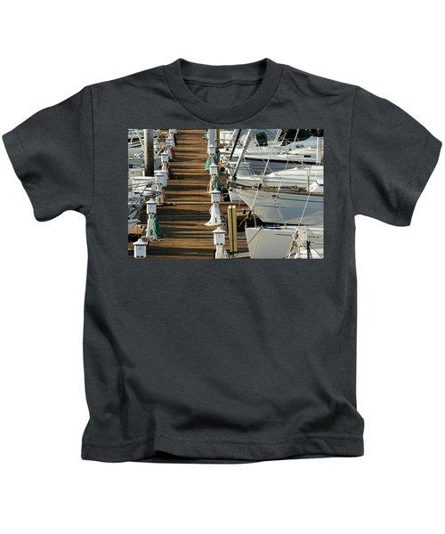 Dock Walk Kids T-Shirt