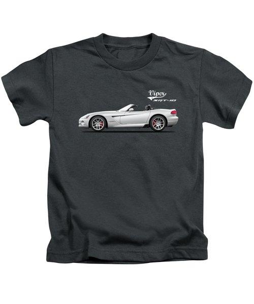 Dodge Viper Srt10 Kids T-Shirt