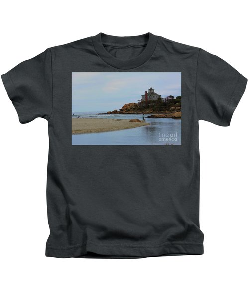 Dogs And Surf Kids T-Shirt