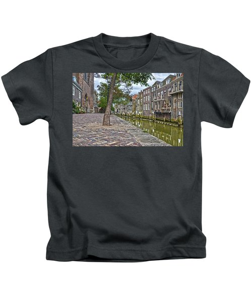 Dordrecht Behind The Church Kids T-Shirt