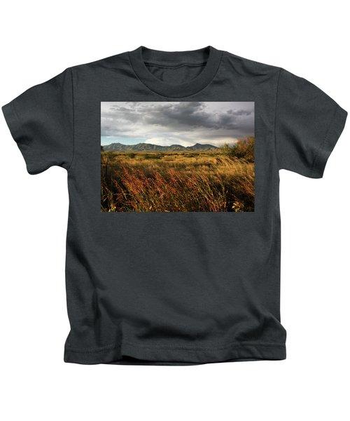 Dos Cabezas Grasslands Kids T-Shirt