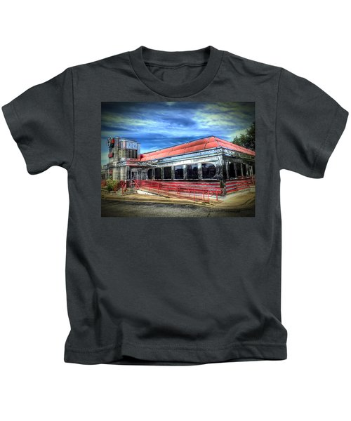 Double T Diner Kids T-Shirt