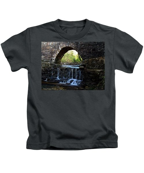 Down In The Park Kids T-Shirt