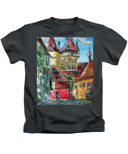 Down The Street Kids T-Shirt