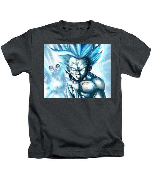 Dragon Ball Z Father Son Kamahamaha Kids T-Shirt