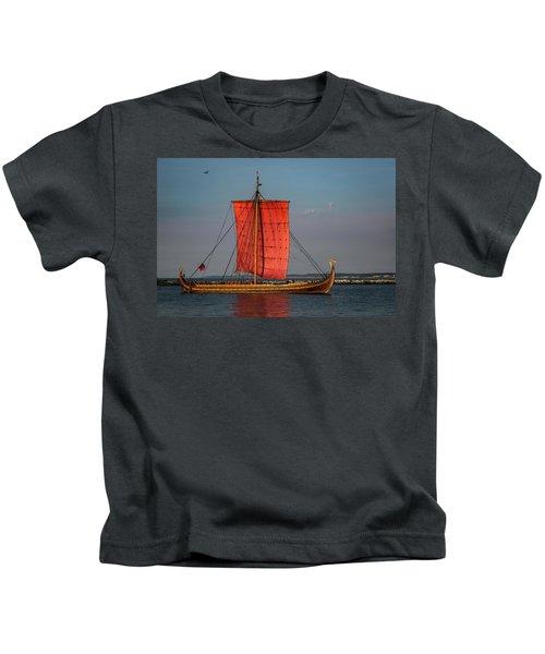 Draken Harald Harfagre Kids T-Shirt