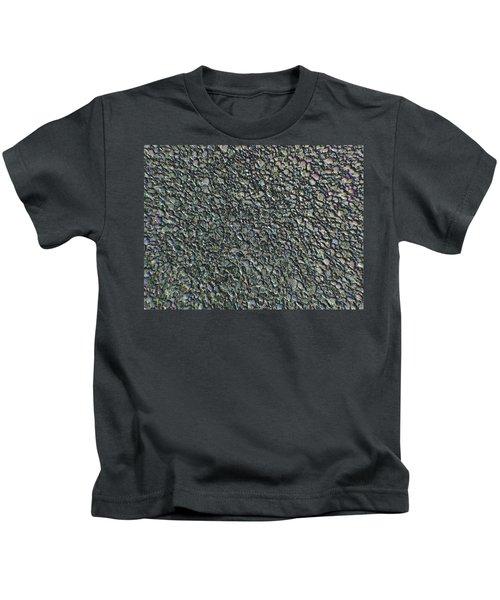 Drawn Pebbles Kids T-Shirt