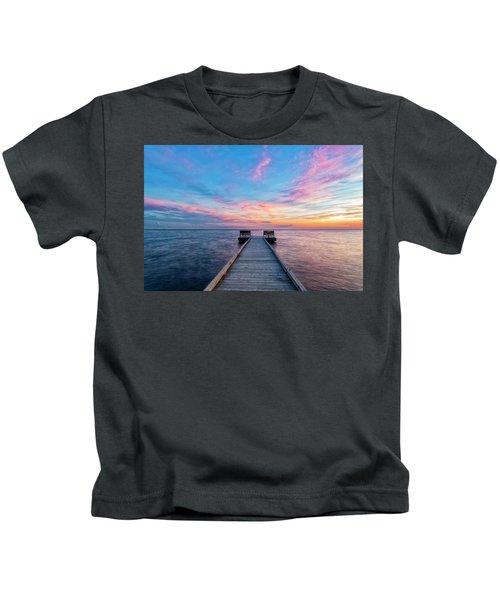 Drawn To Beauty Kids T-Shirt