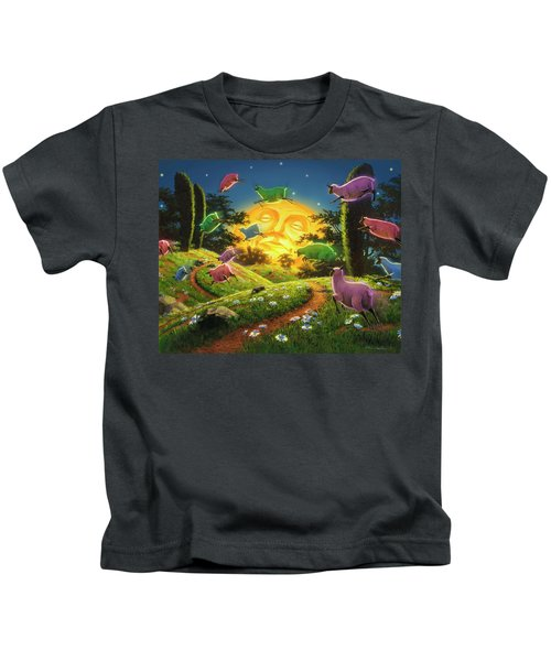 Dreamland IIi Kids T-Shirt