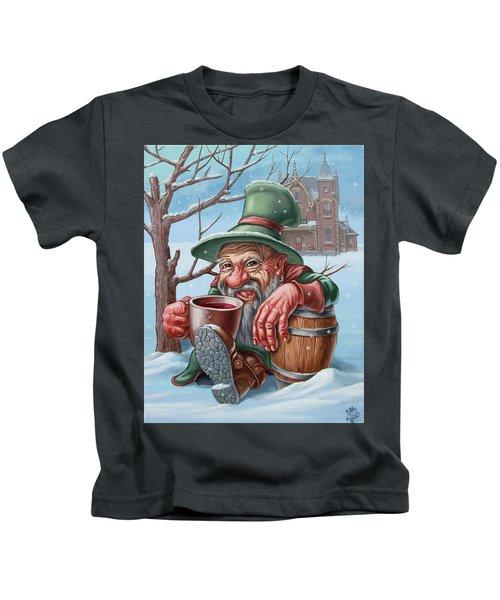Drunkard Kids T-Shirt
