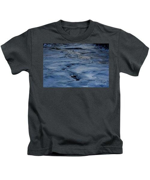 Dry Fork Freeze Kids T-Shirt