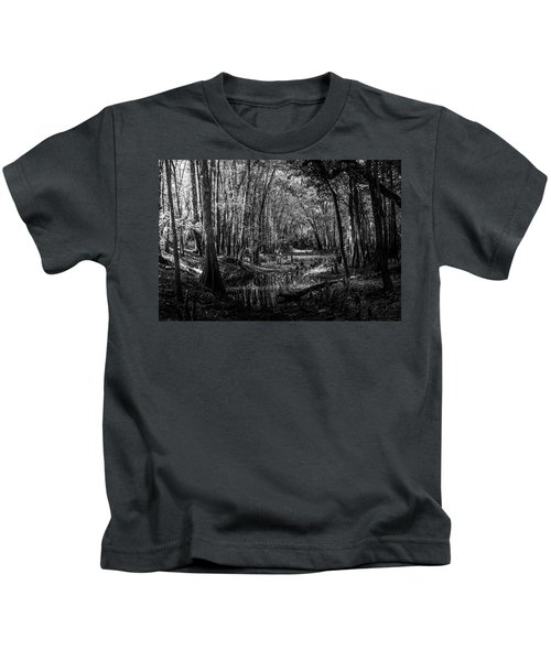 Drying Creek Bed Kids T-Shirt