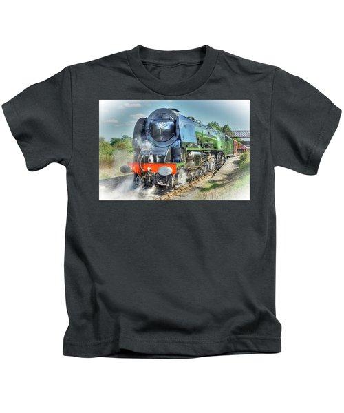 Duchess At Butterley Station Kids T-Shirt
