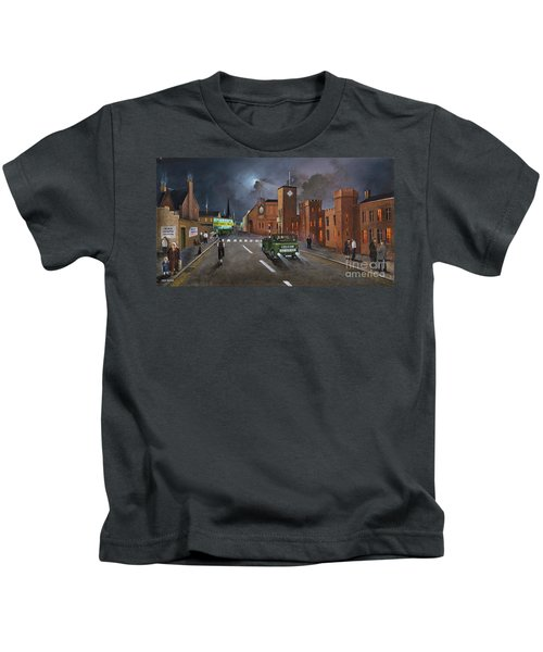Dudley, Capital Of The Black Country Kids T-Shirt