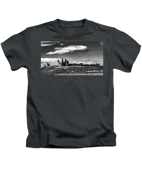 Dunstanburgh Castle Kids T-Shirt