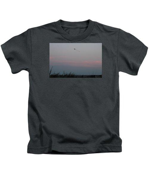 Dusky Colors  Kids T-Shirt