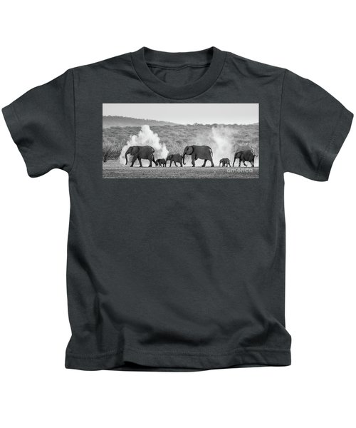 Dusty March Kids T-Shirt