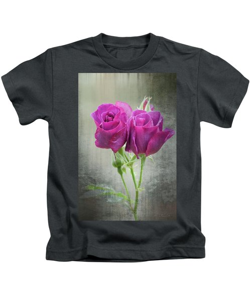 Dusty Roses Kids T-Shirt