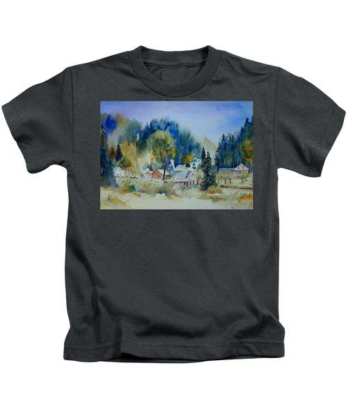 Dutch Flat Hamlet #2 Kids T-Shirt